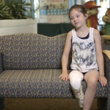 Shriner's Hospital for Children, Salt Lake City, UT - Alissa's Story